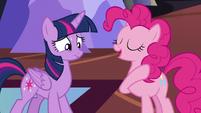 Pinkie -to beat it!- S5E11