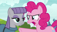 Pinkie pressures Maud to help Starlight Glimmer S7E4
