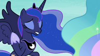 Princess Luna -it doesn't work in the dream realm- S7E10