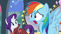 """RD """"But why, Wind Rider?"""" S5E15"""