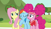 Rainbow Dash --more importantly, us!-- S6E18