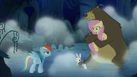 Rainbow Dash goes --boo-- S6E15