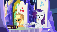 "Rarity ""ugh, what is that thing?"" S7E14"