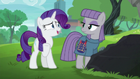 "Rarity ""you can remember that part"" S6E3"