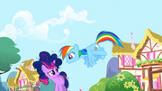 S01E01 Twilight i Rainbow