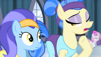Sapphire Shores -looks like I made a mistake here- S4E19