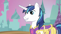 Shining Armor is Cadance S2E25