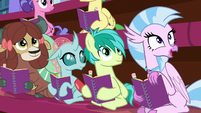 Silverstream -what amazing stuff are you gonna do- S8E17