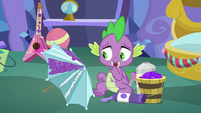 """Spike """"things that take time and effort"""" MLPBGE"""