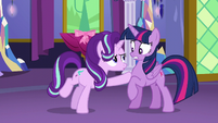 Starlight --Princess Celestia trusted you-- S6E6