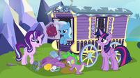 Starlight Glimmer --thanks so much for doing this-- S6E25
