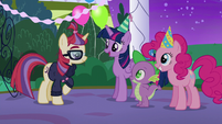 Twilight -we'll come back and visit soon- S5E12
