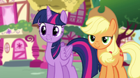 Twilight -you learn without knowing you're learning- S4E21