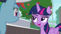 Twilight Sparkle -you don't have to care- S9E15