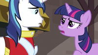 Twilight needs to talk with brother S2E25