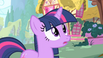 Twilight surprised face S1E17