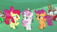 Apple Bloom --it almost sounds like-- S6E14