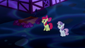 Apple Bloom and Sweetie Belle impressed S5E13.png