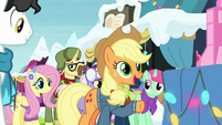 "Applejack ""I knew I had to buy some"" MLPBGE"