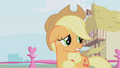 Applejack is sad and tired S1E4.png