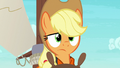 Applejack looking very confused S6E22.png
