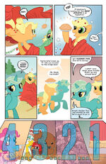 Friends Forever issue 1 page 3