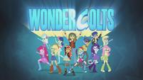 Let's go, Wondercolts! EG3