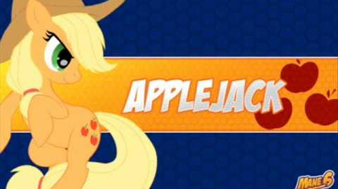 MLP Fighting is Magic - Applejack's Theme (Super-Extended Version)