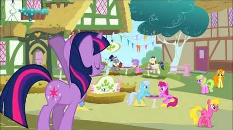 Morning in Ponyville - French Version