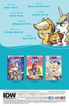 My Little Pony Deviations credits page
