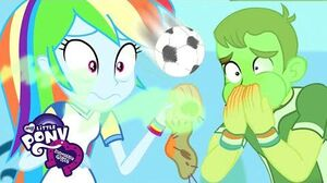 My Little Pony Equestria Girls ⚽️ Sock It To Me MLPEG Shorts Season 2