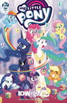 My Little Pony IDW 20-20 cover RI