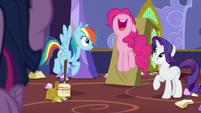 Pinkie -I did, I did!- S5E11