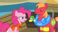 Pinkie Pie 'That is deep!' S4E09
