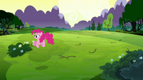 Pinkie Pie hopping S3E03