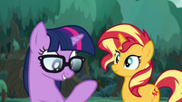 """Pony Sci-Twi """"study the physical laws"""" EGSB"""