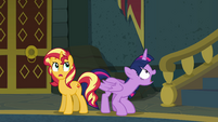 Princess Twilight in complete shock and awe EGFF