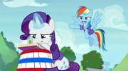 "Rainbow ""supposed to be holding your bucket!"" S8E17"