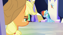 "Rainbow Dash ""it's a compliment!"" S6E25"