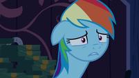 Rainbow Dash --I was really scared!-- S6E15