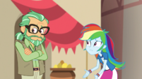Rainbow Dash -you have to finish this movie!- EGS2