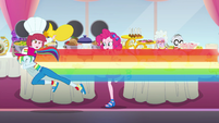 Rainbow Dash tackling Puffed Pastry EGSB