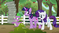 "Rarity ""Applejack, actually"" S6E10"