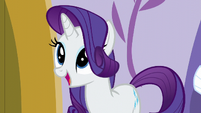 Rarity -this is what I've been dreaming about!- S5E14