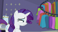 Rarity glad that's finally over S8E4