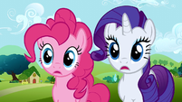 Rarity not end well S2E19