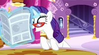 Rarity reads --until now!-- S6E9
