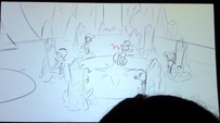 S5 animatic 18 Twilight gets out of her chair