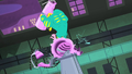 Saddle Rager destroying machine S4E06.png