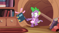 Spike shocked S4E03